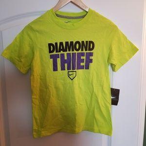 Boys Diamond Thief Tee
